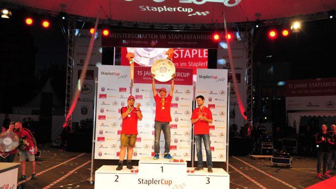 Stapler-Cup Finale 2019 in Aschaffenburg