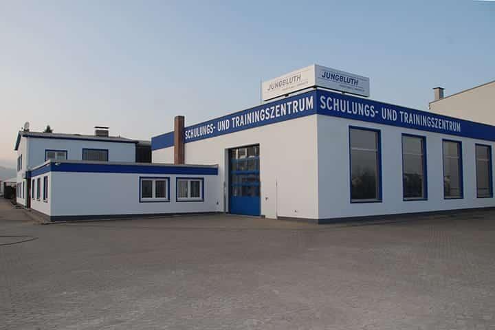 Geschichte_Jungbluth Schulungs- und Trainingszentrum