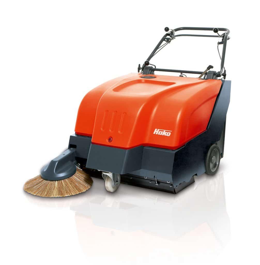 Reinigungstechnik Sweepmaster 800