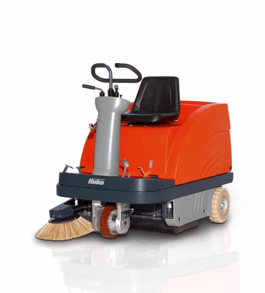 Reinigungstechnik Sweepmaster B900R