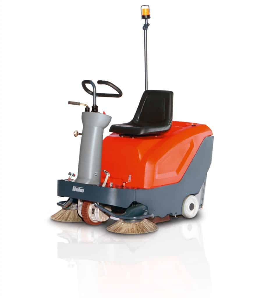 Reinigungstechnik Sweepmaster B800R