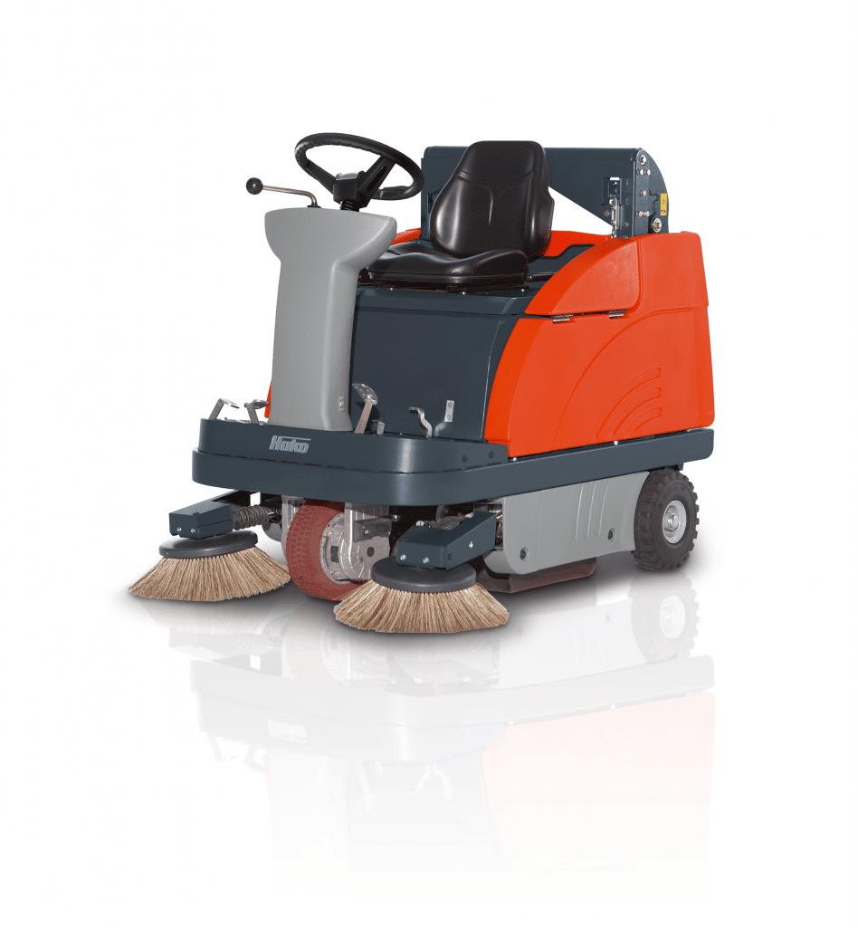 Sweepmaster 980 R/RH 1
