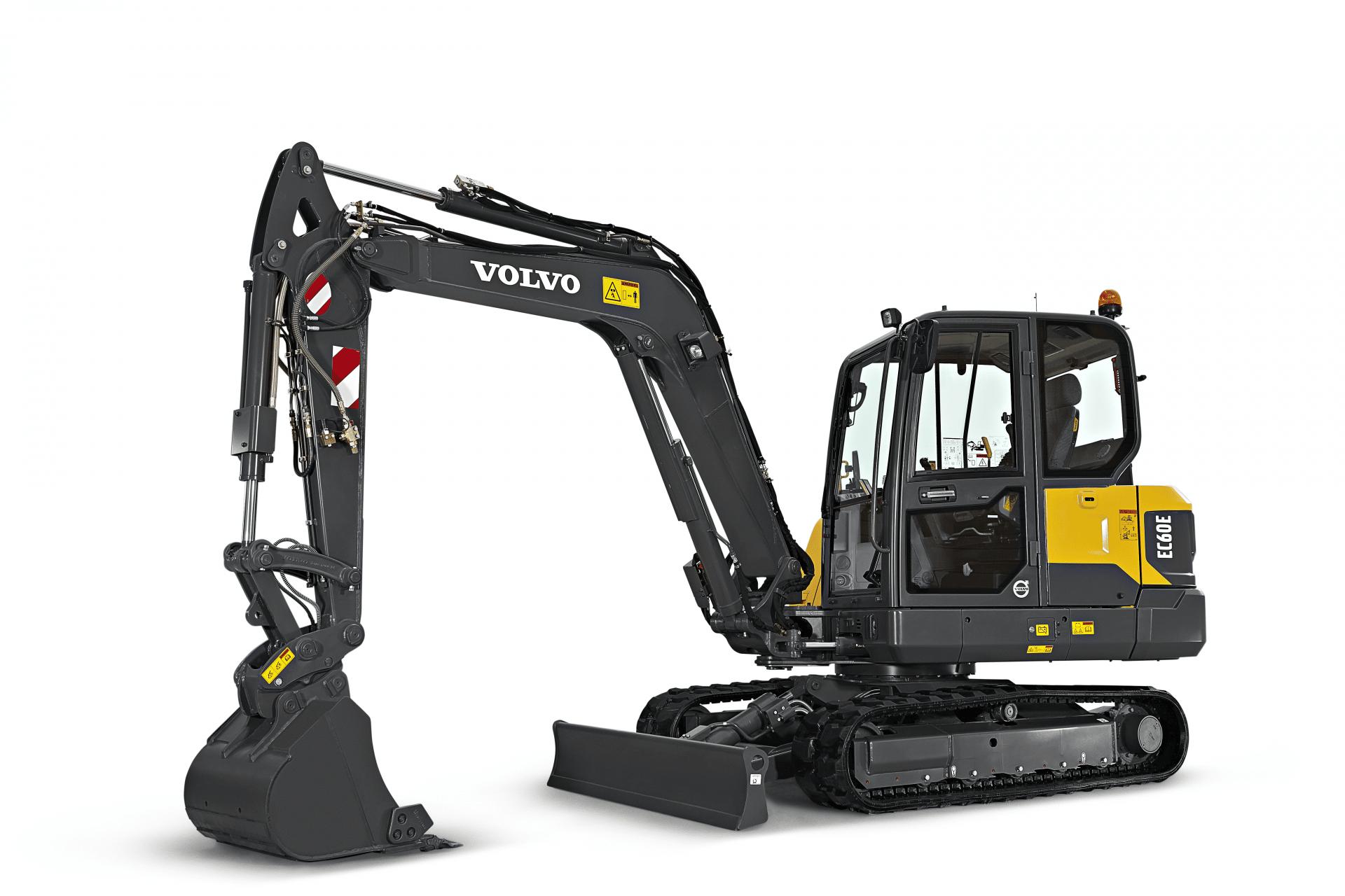Baumaschinen Volvo Kompaktbagger