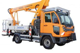 Multicar M31 Arbeitsbühne