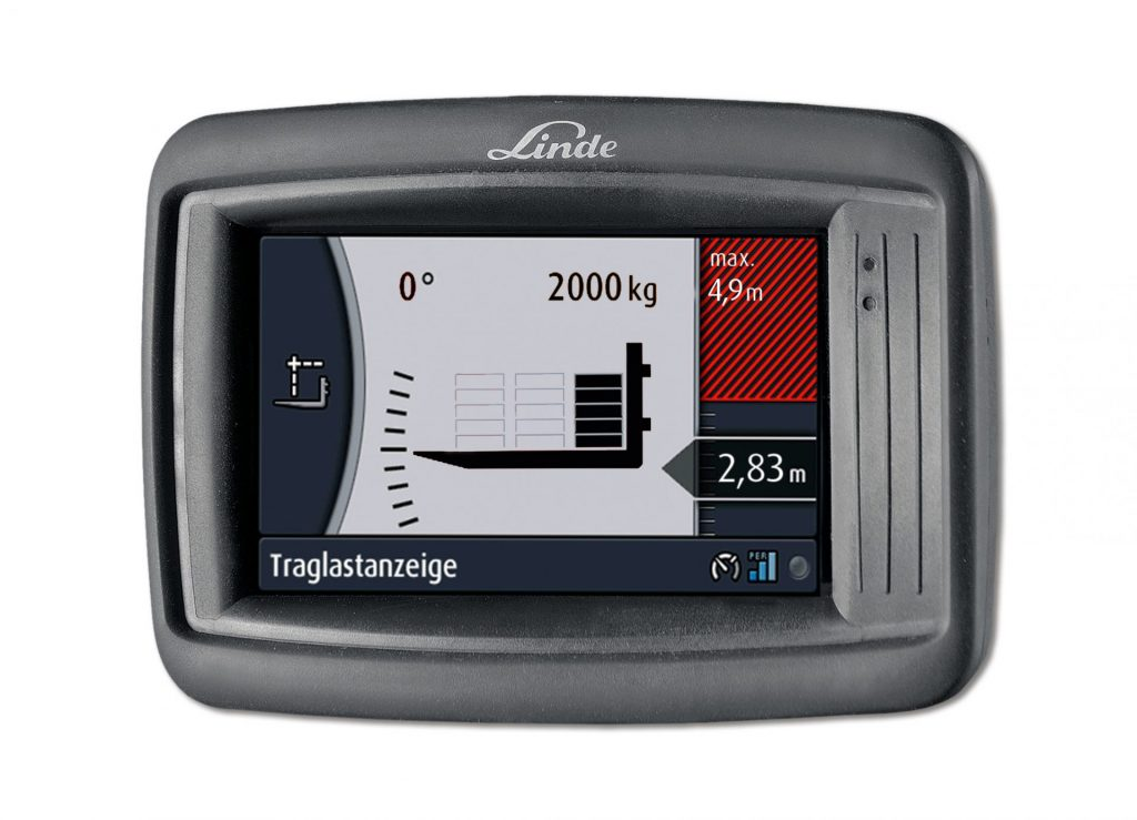 Linde Safety Pilot Display 1