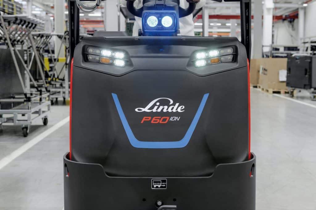 Schlepper und Plattformwagen Sicherheit Licht
