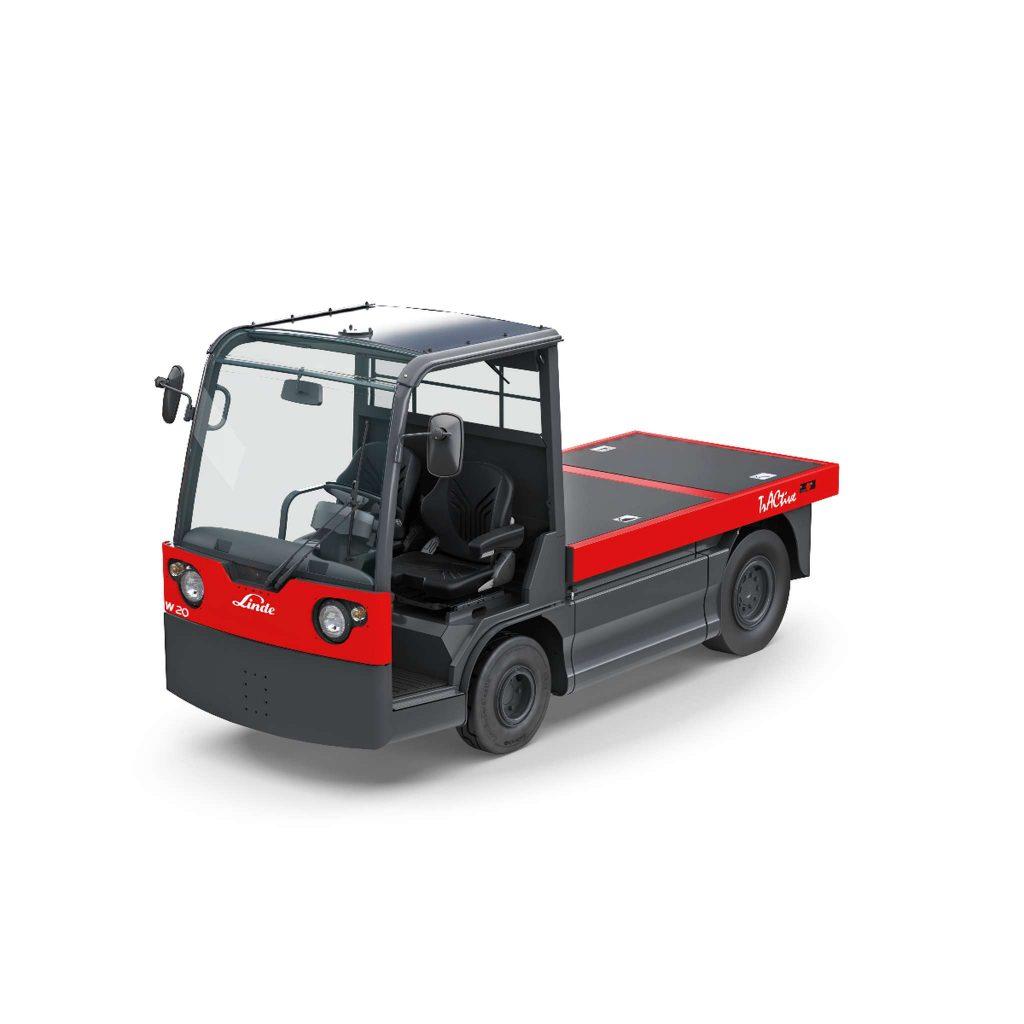 Schlepper und Plattformwagen - W20