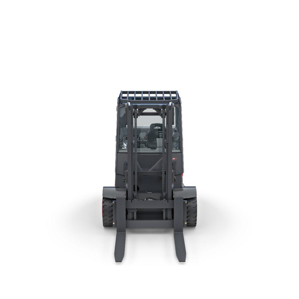 Elektrostapler - E60-E80 vorne