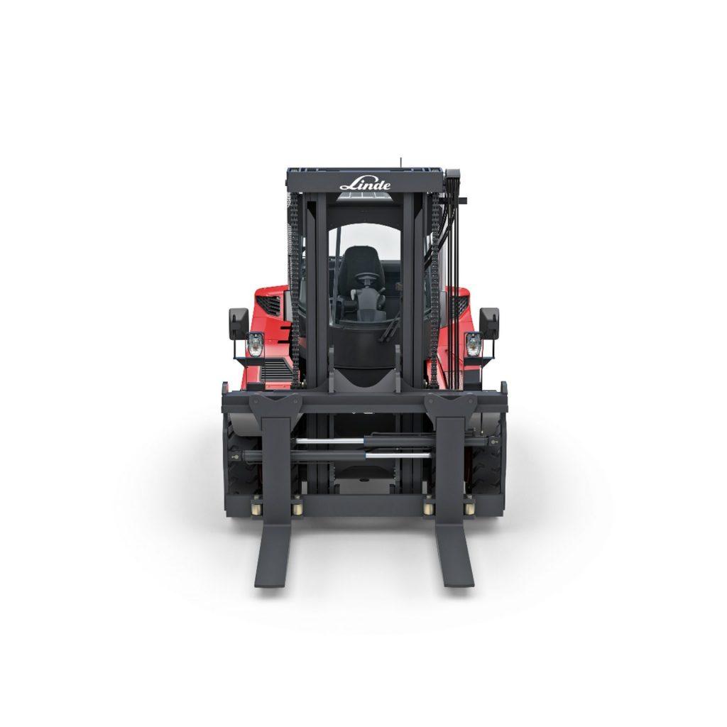 Schwerlaststapler - H100-H180D 10