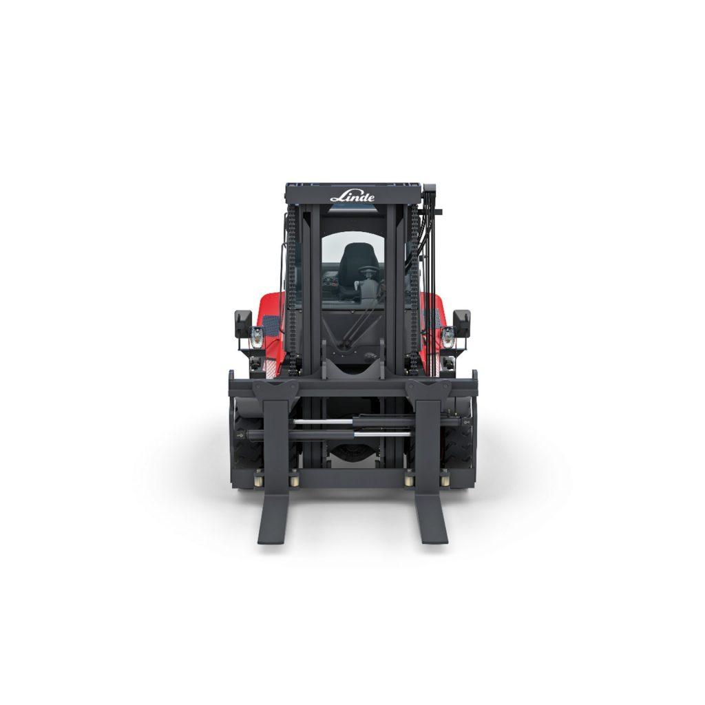 Schwerlaststapler - H100-H180D 6