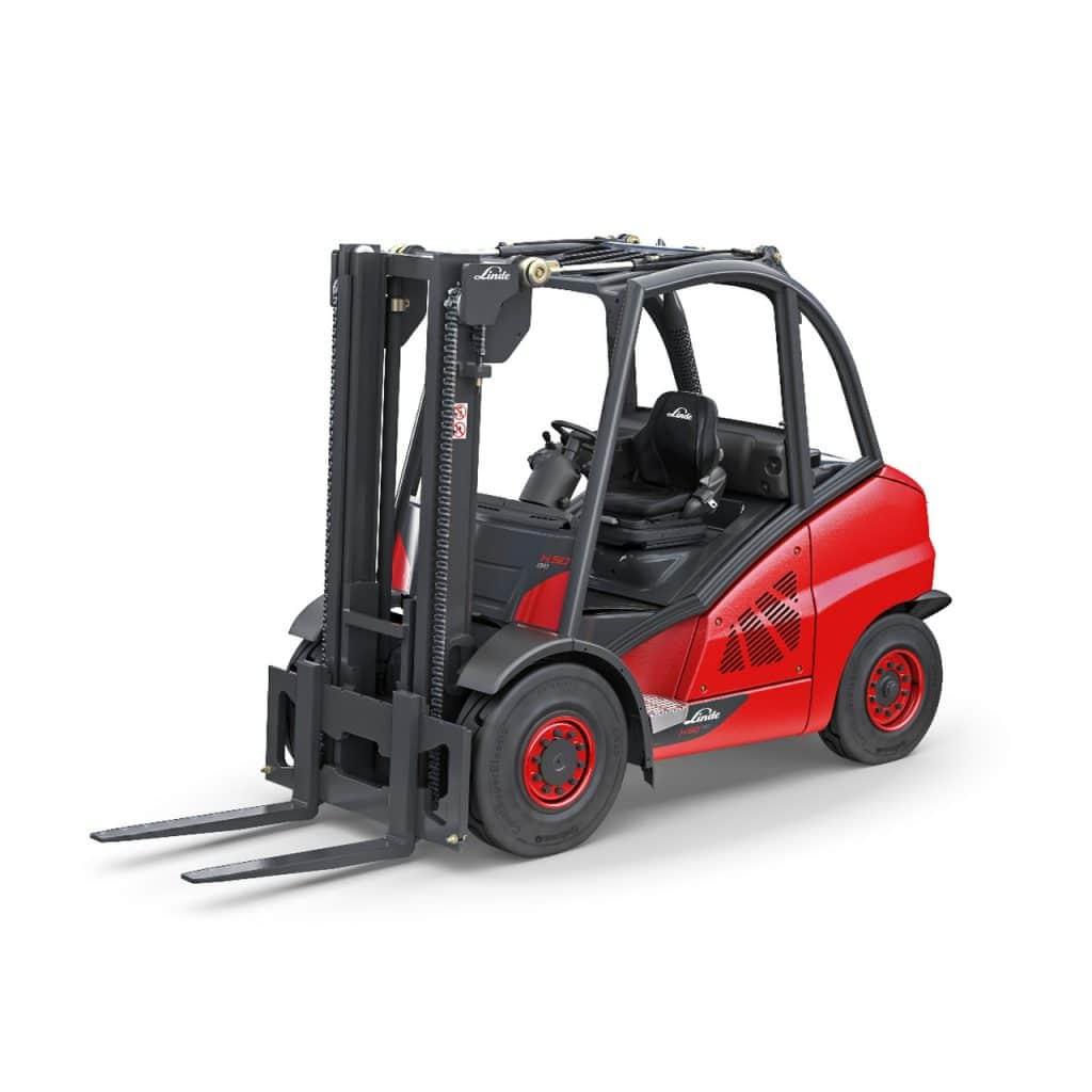 Dieselstapler - H40-H50 EVO 9