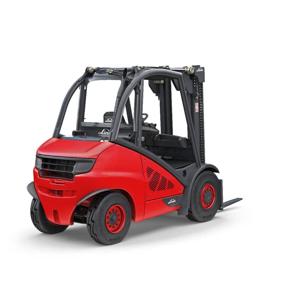 Dieselstapler - H40-H50 EVO schräg