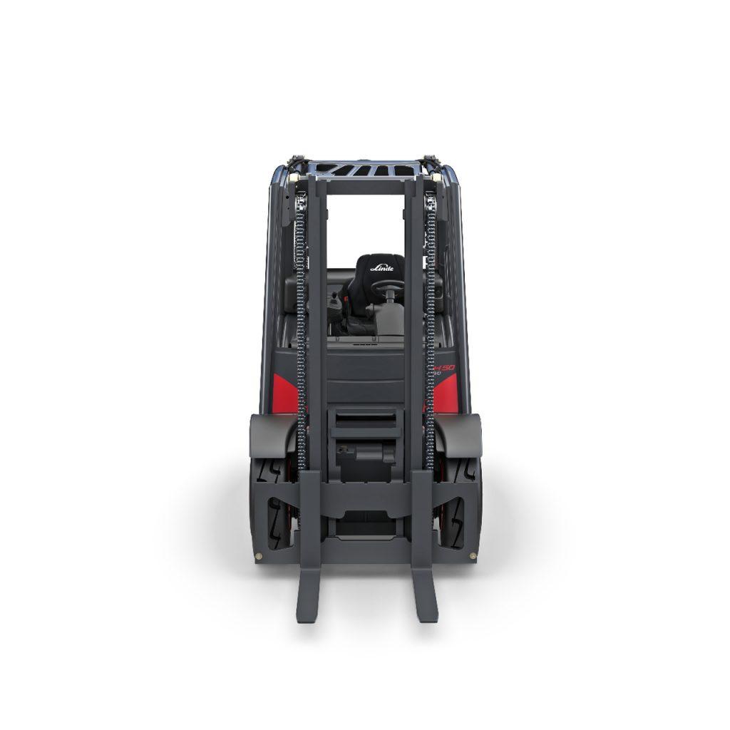 Dieselstapler - H40-H50 EVO vorne