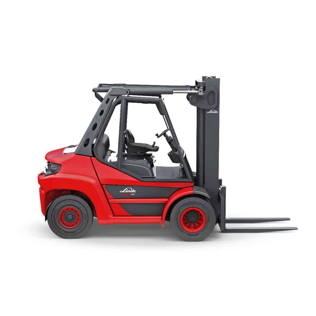 Dieselstapler - H50-H80 EVO seite
