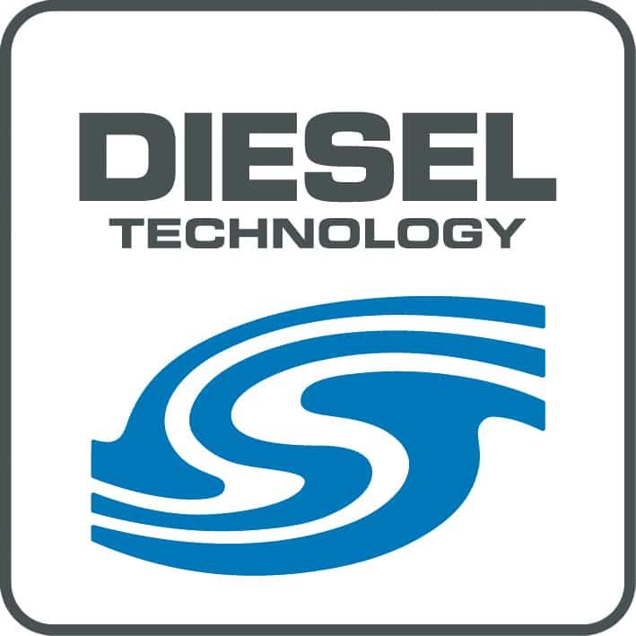 Dieselstapler Antrieb