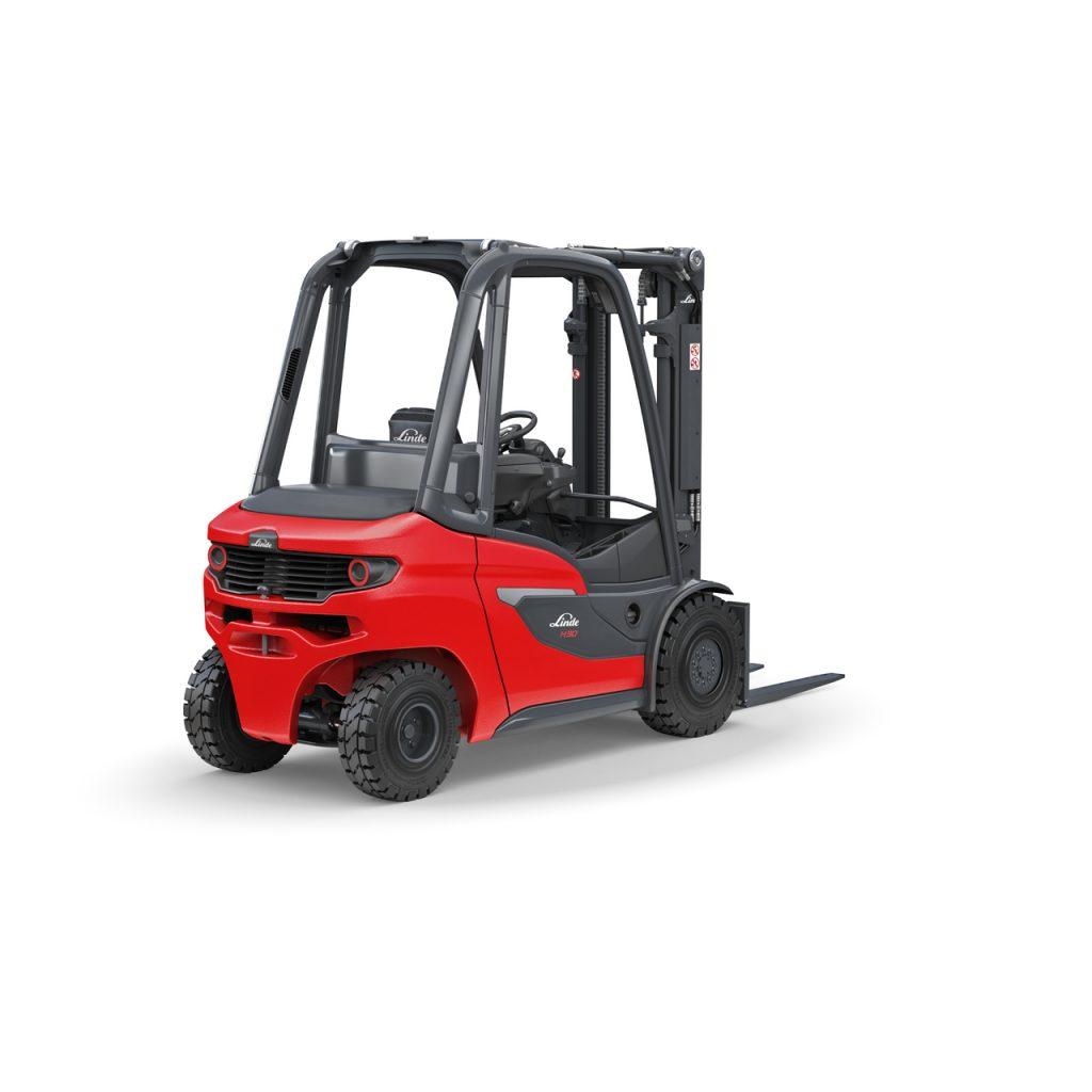 Dieselstapler - H20-H35 schräg