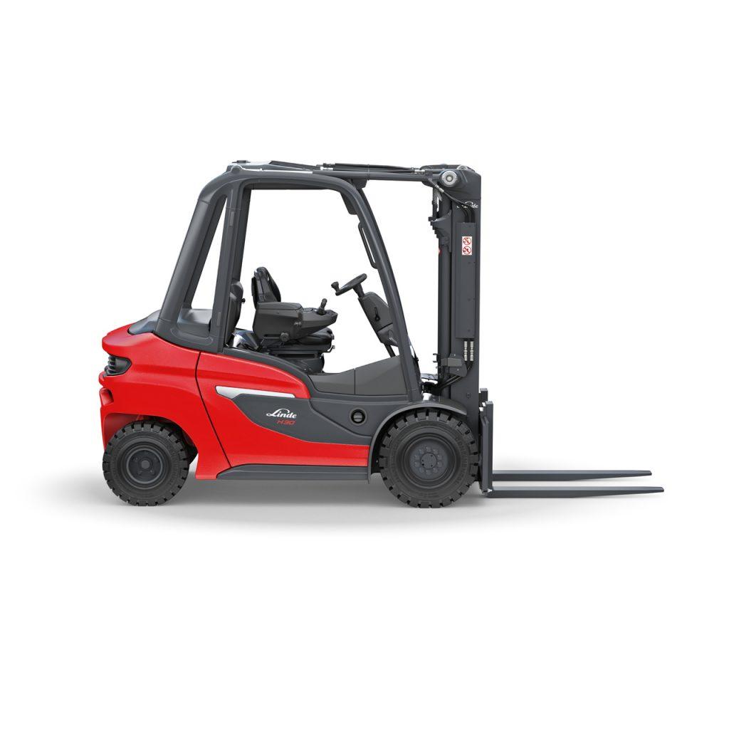 Dieselstapler - H20-H35 seite