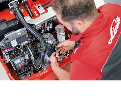 Stapler Service Reparatur Service