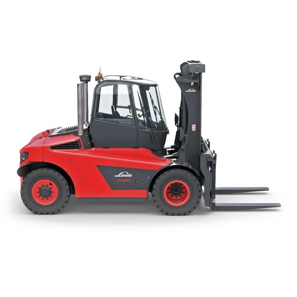 Dieselstapler H120-H160 Schwerlaststapler
