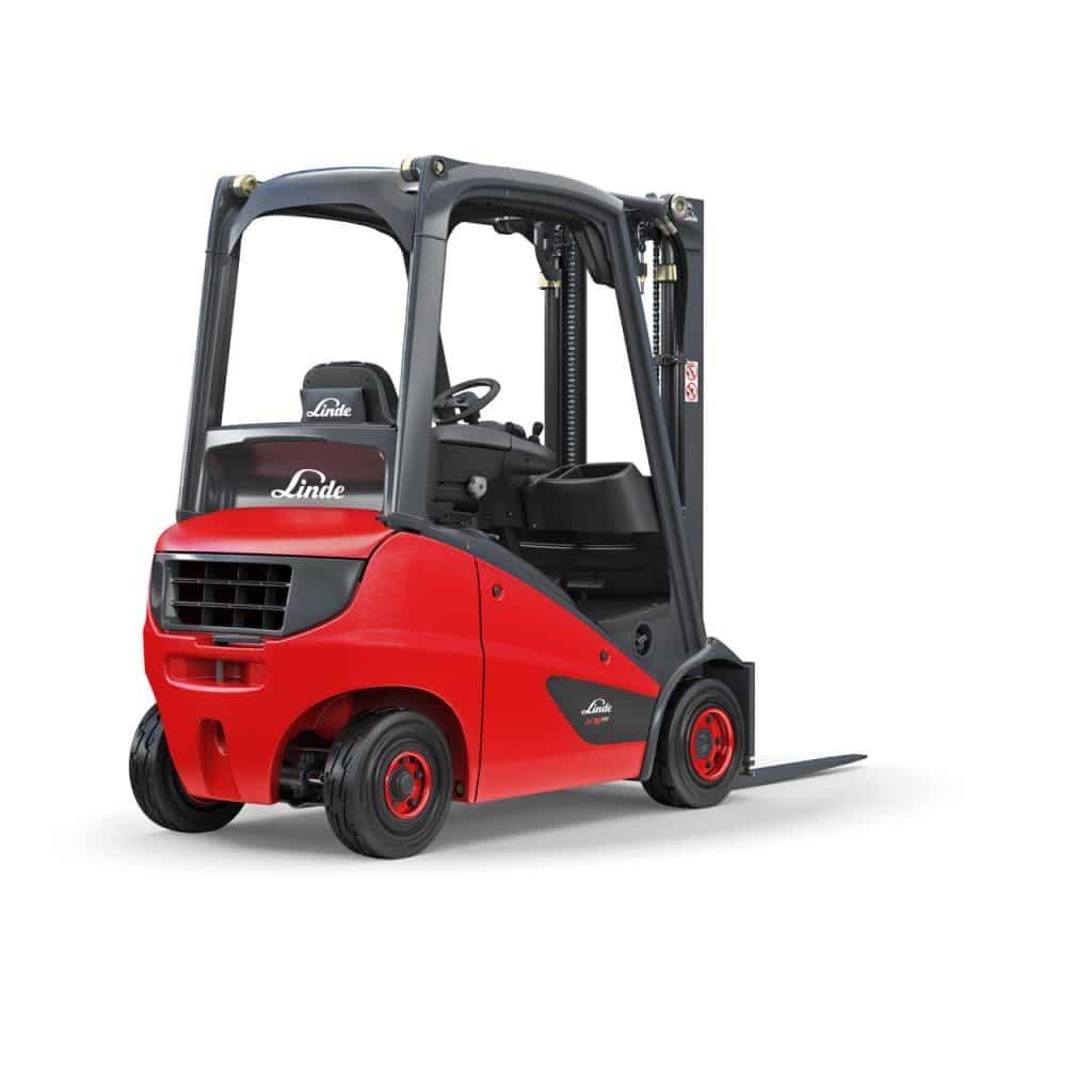 Dieselstapler - H14-H20 EVO schräg