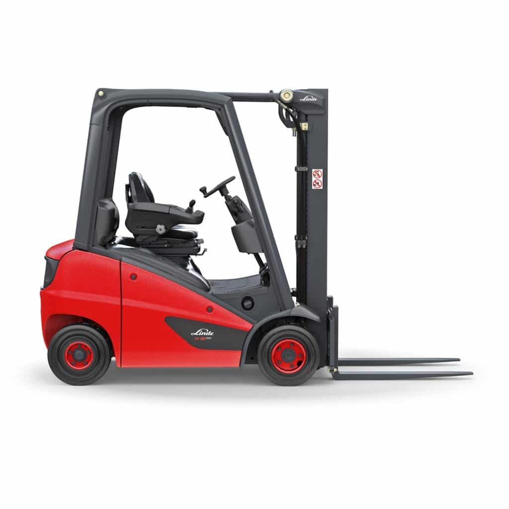 Dieselstapler - H14-H20 EVO seite
