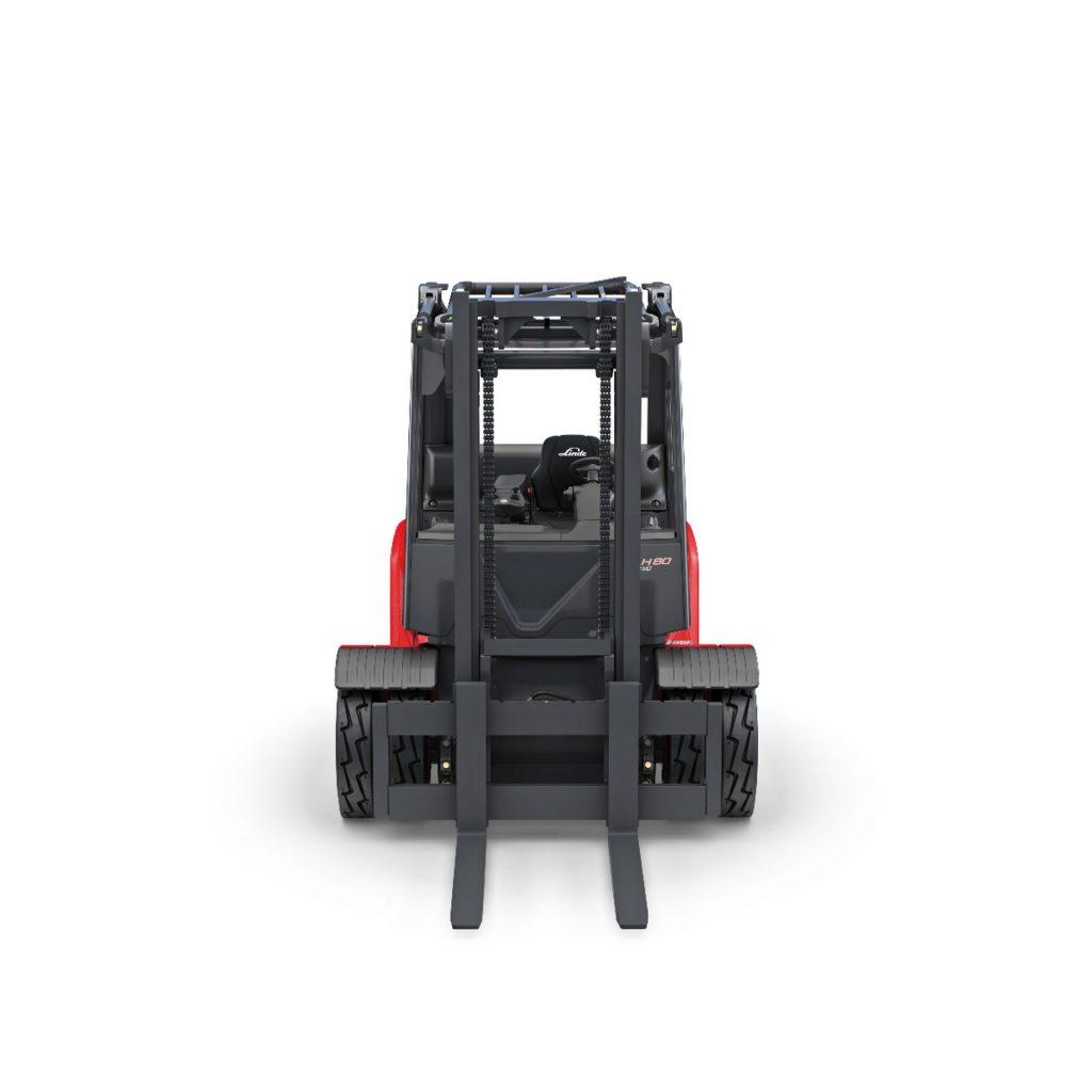 Dieselstapler Gasstapler H50-H80 Linde Gabelstapler