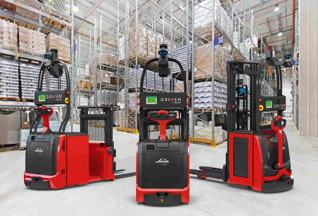 Automatisierung Lagertechnik