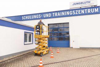 Schulungen Ausbildung zum Hubarbeitsbühnenbediener