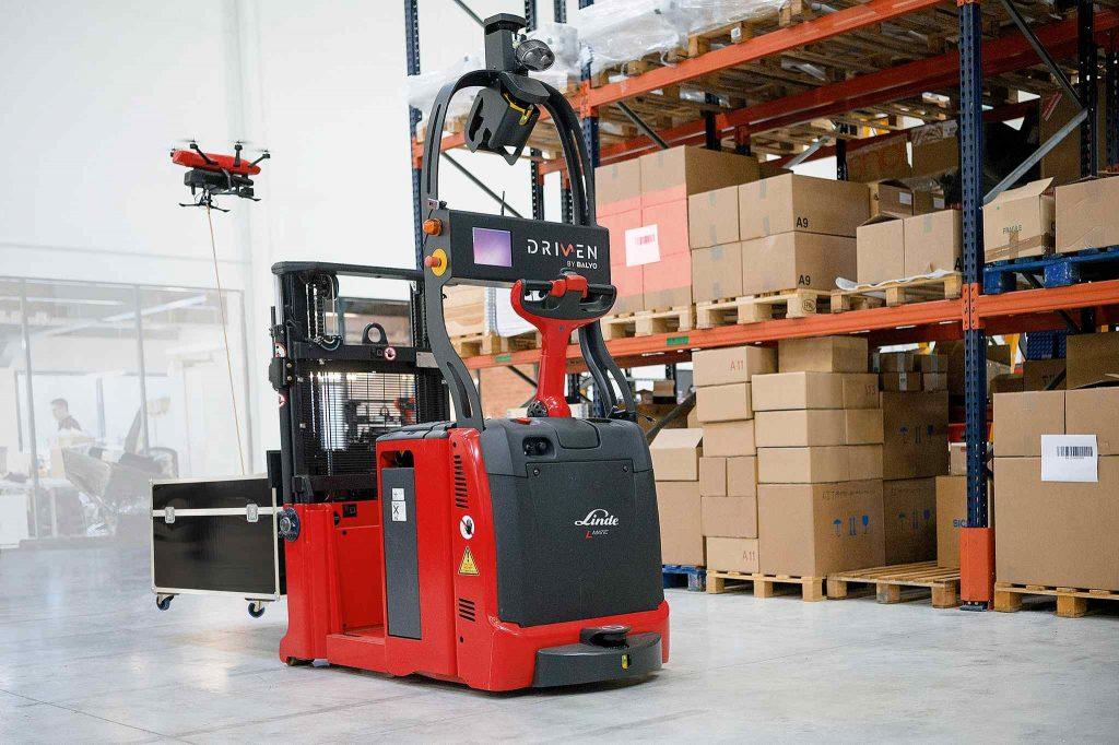 Automatisierung Lagertechnik maßgeschneidert