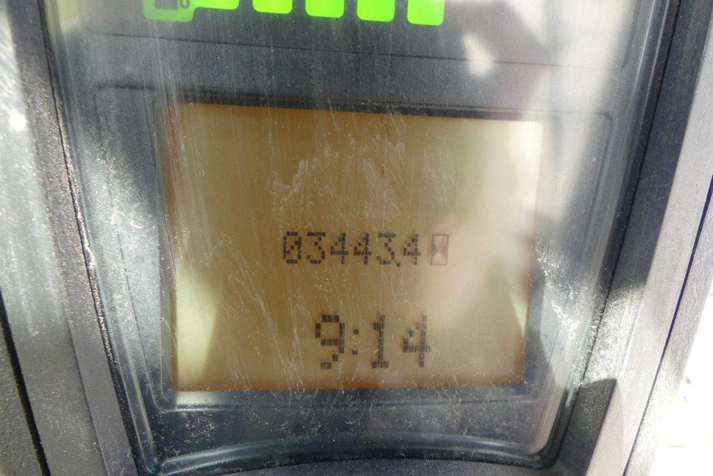 Gebrauchte Stapler ankaufen Stundenzähler hochladen