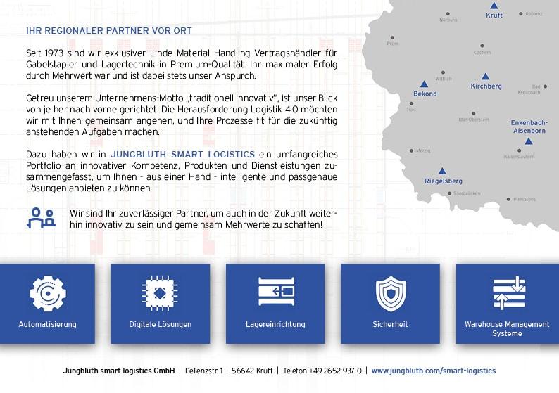 Smart logistics Projektumsetzung Warehouse Management Systeme