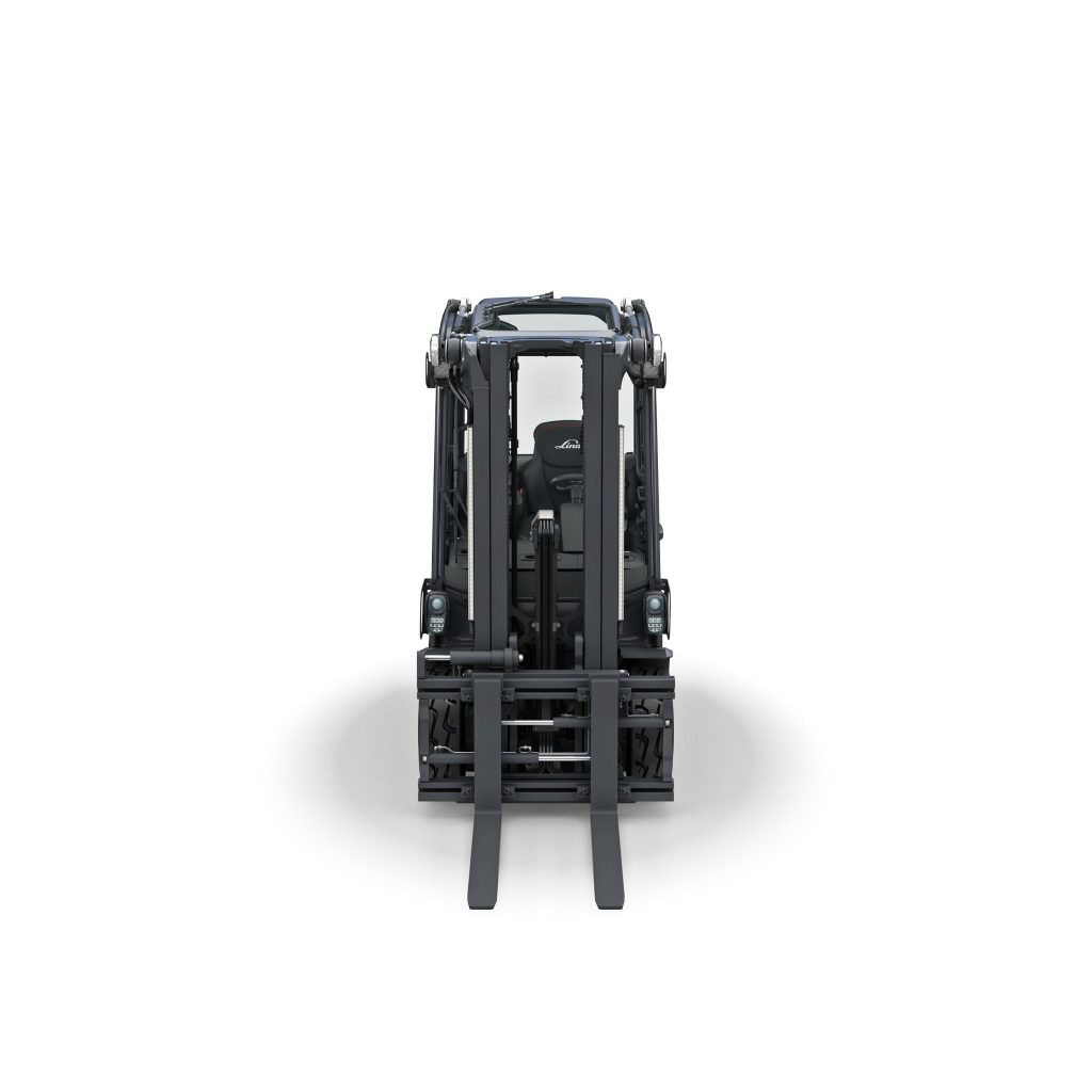 Linde Elektrostapler E20-E35