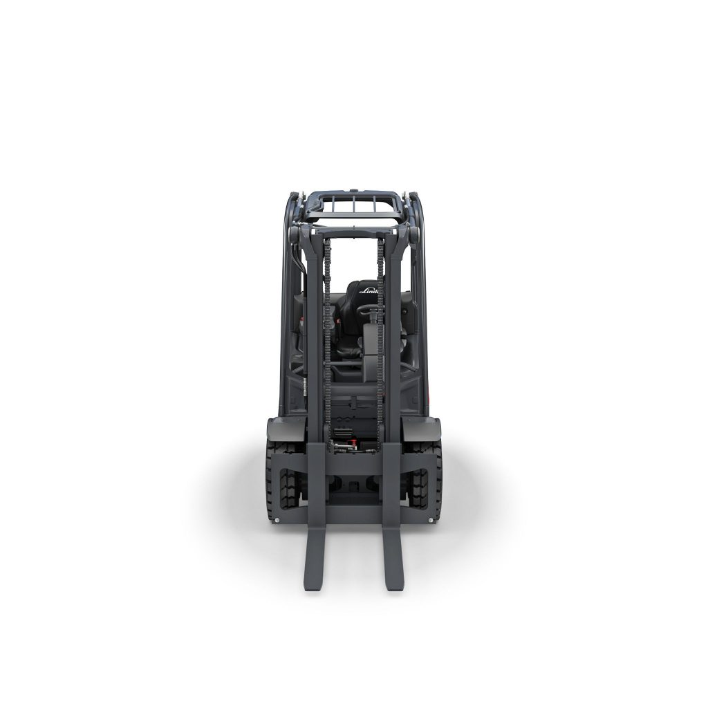 Linde Elektrostapler X20-X35